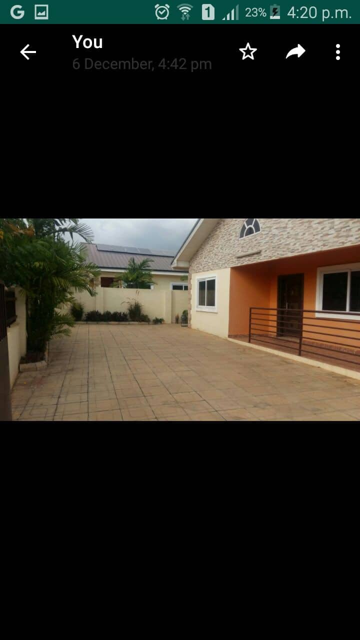 for your vacation stay in accra...a home from home