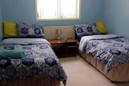 Twin room in quiet location! - Oxford