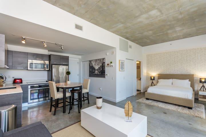 Miami Amazing and Luxury Studio, DT - Brickell