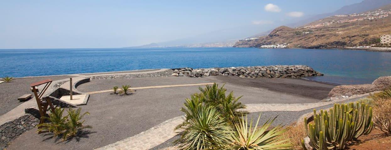 Confort, relax y vistas al mar espectaculares!!!