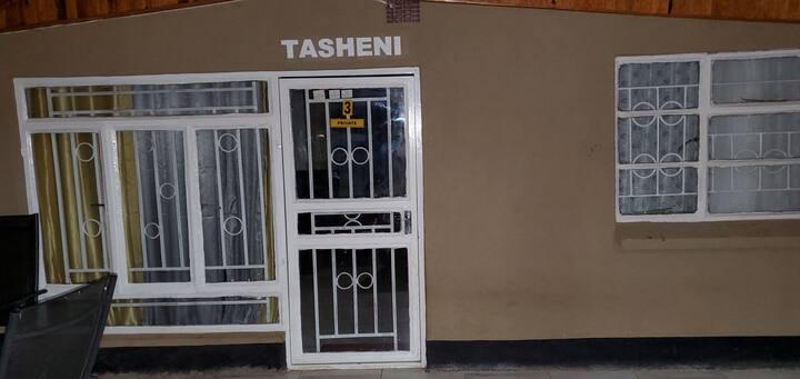 The Tasheni Suite, a quiet private get away