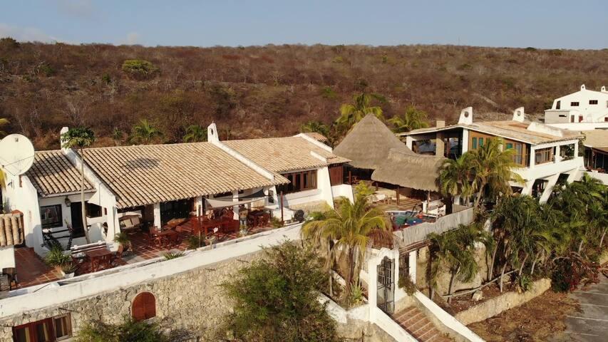 Oceanview Bed & Breakfast Curacao (entire villa)