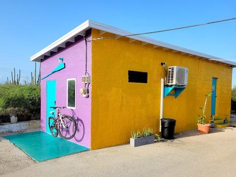 Moderné štúdio úniku do prírody v blízkosti pláže Baby Beach