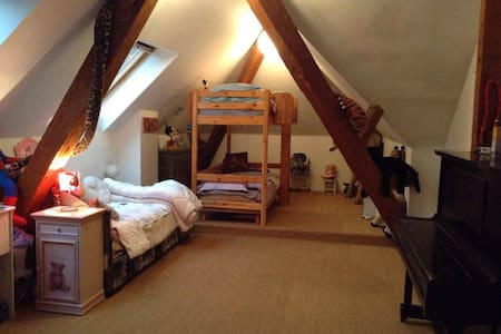 Chambre triple - Guebwiller