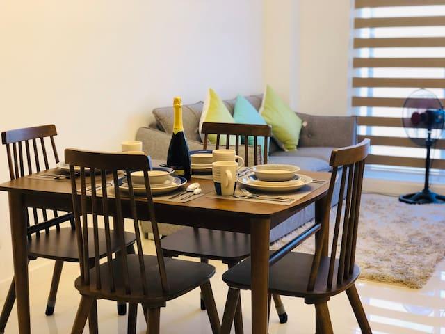 Newly Built 2-Bedroom Condominium - Zinnia South