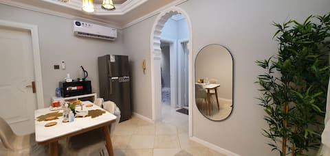 شقة التحلية  ALSAFA Dist. Entire apartment