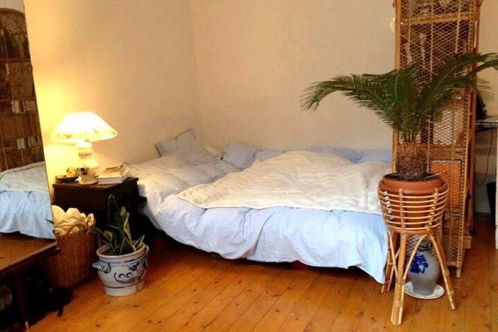 charmant, lumineux et idéalement situé - 聖吉爾 - 公寓