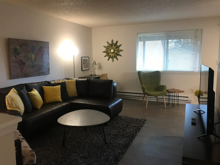 New One Bedroom Easy Access to I5 and Tacoma