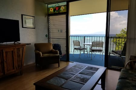 OCEANFRONT Condo on west MAUI, HI - Lahaina