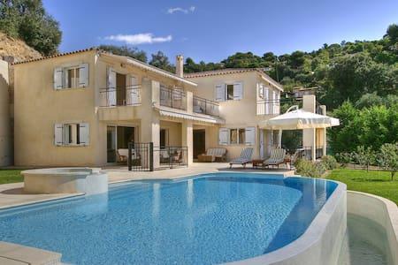 Luxury Villa, Stunning View - Villefranche-sur-Mer - Villefranche-sur-Mer - Villa