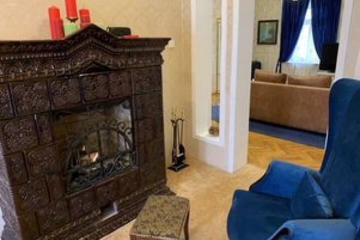 Изысканная квартира на Красносельской