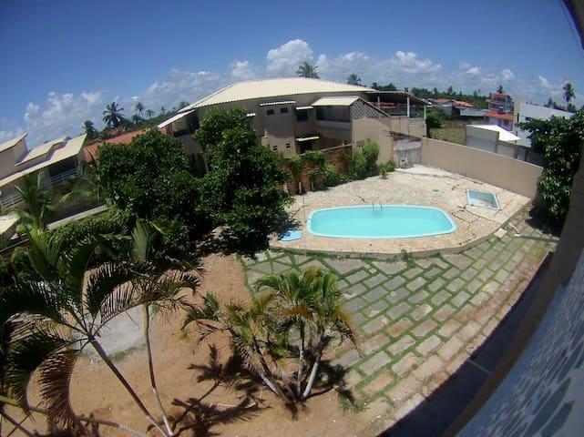 Aluguel Apartamento Praia de Guaibim!