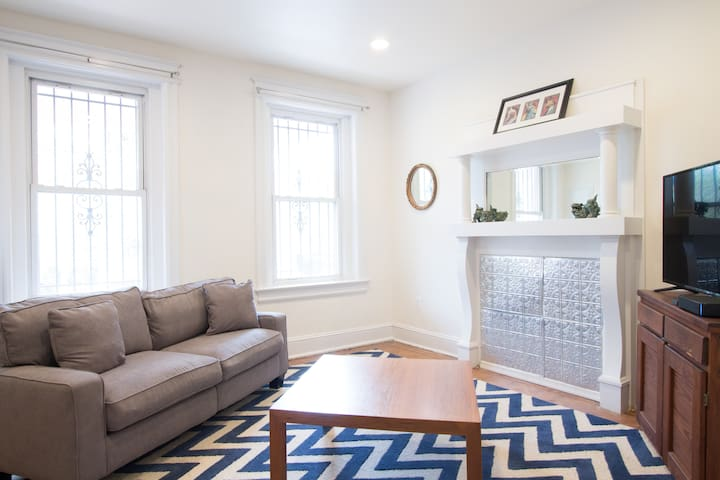 Perfect location family-friendly Capitol Hill Home