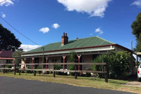 Hunter Valley Short Stays - Room 1 - Oakhampton - Haus