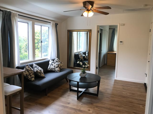 Beautiful Quiet 1 Bedroom Flat w/ A/C in Hillcrest