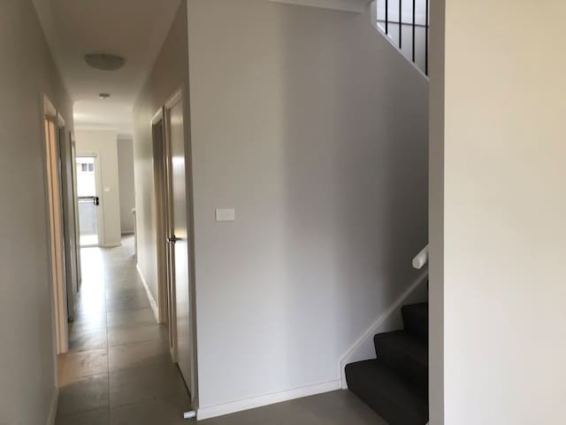 Comfortable room in brand new house