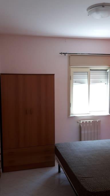 Angolo camera armadio
