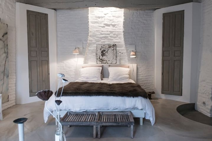 Au coeur d'un village médiéval - Penne-d'Agenais - Bed & Breakfast