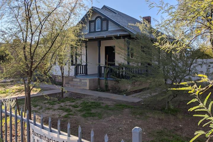 Best Little House in Downtown
