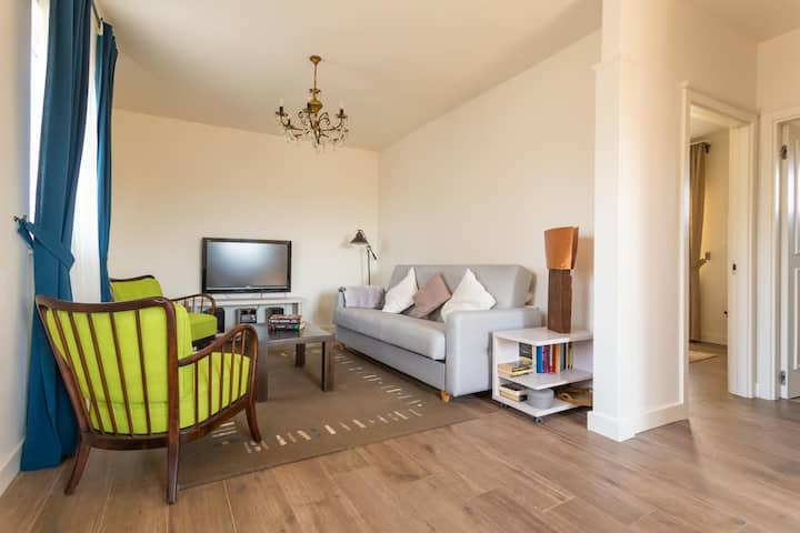 Two bedroom apartment with air-conditioning Hum, Central Istria - Središnja Istra (A-17921-a)