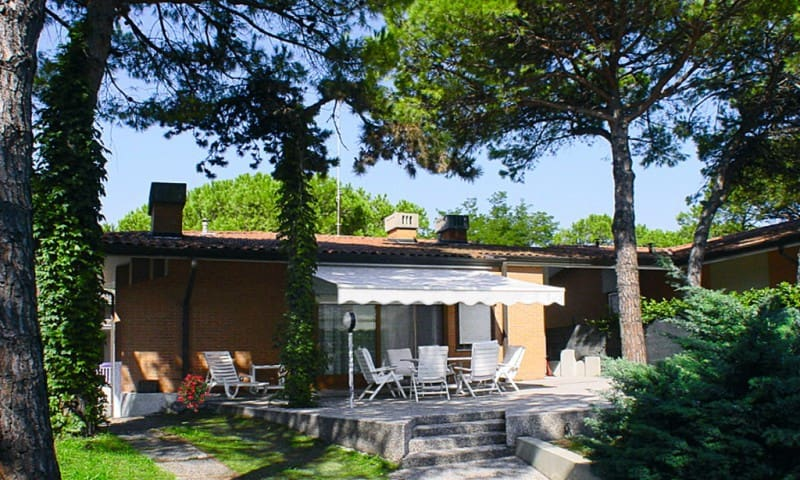 Villa Rubens - casa elegante e con ampio giardino