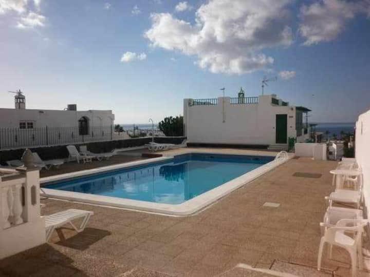 Haria - 1 Bed - 1st Floor - Wi-Fi - Communal Pool