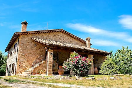 Rustic and Luxury Montefeltro