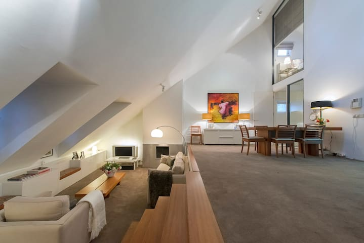 Most central apartment in the city. - Maastricht - Apartament