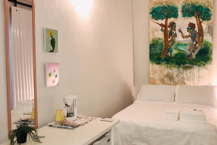 Casa de Artistas Lofts | Room #3