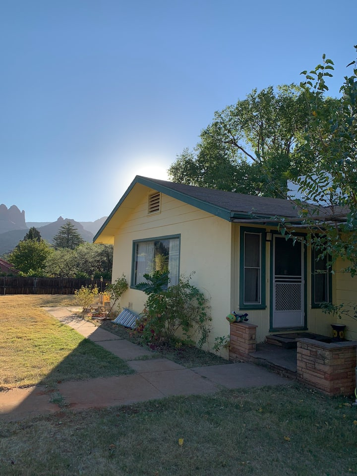 Charming Uptown Sedona Property