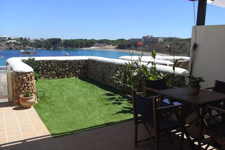 Beautiful apartment in front to the beach - Arenal d'en Castell - 公寓