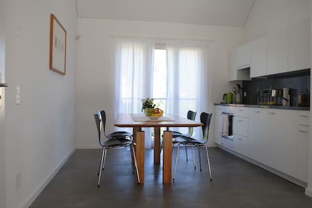 romantico, pratico, centrale - Tegna - Apartamento