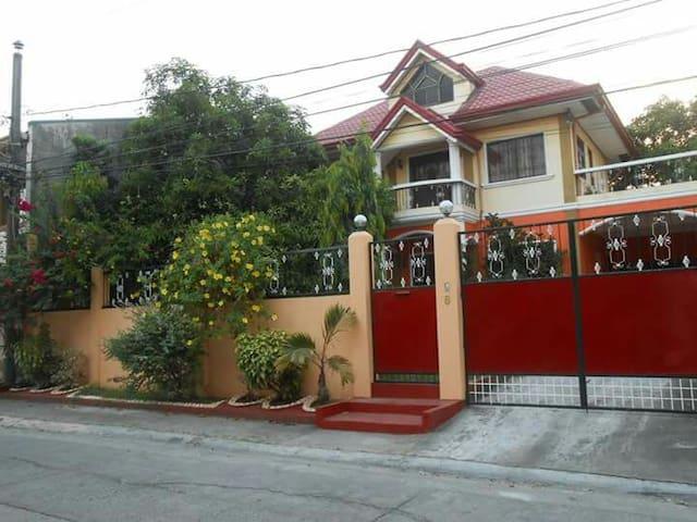 Mammu's Manila Transient House - Cainta - Haus