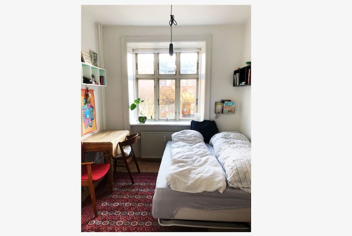 Cute room in the heart of Copenhagen