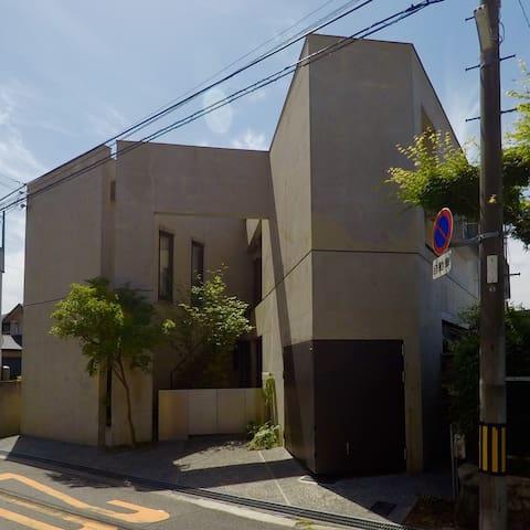 La Casa Kori/74㎡/Private 2BR Between Osaka-Kyoto