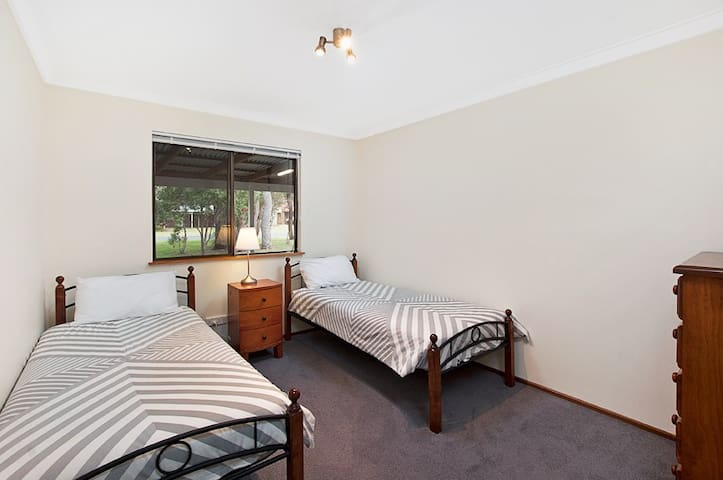 Third Bedroom - Single Beds