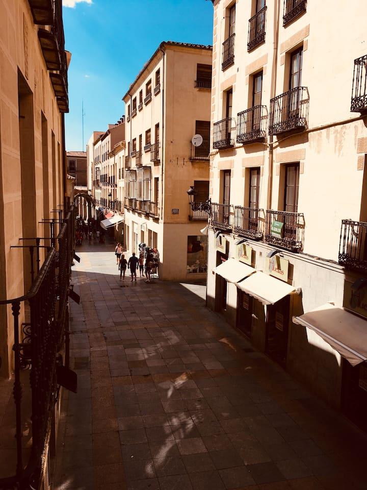 """Piso turístico """"La casa de Ángel"""", centro de Ávila"""