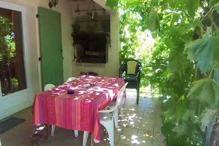 Joli pavillon prés de la garrigue - Clarensac - 独立屋
