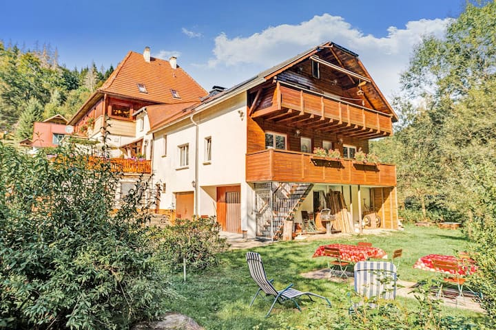 Cosy Apartment in Heubach Germany in the Forest