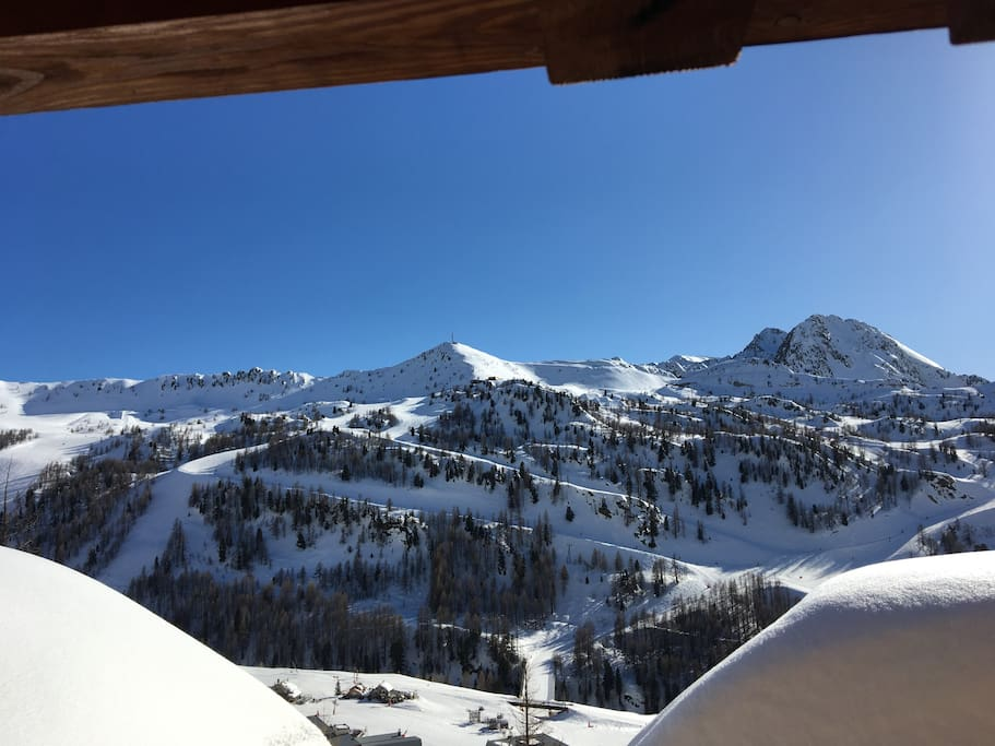 Luxury Self Catering Ski Chalet With Stunning Views