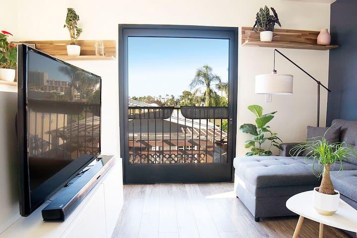 Brand New Modern North Park View Apartment