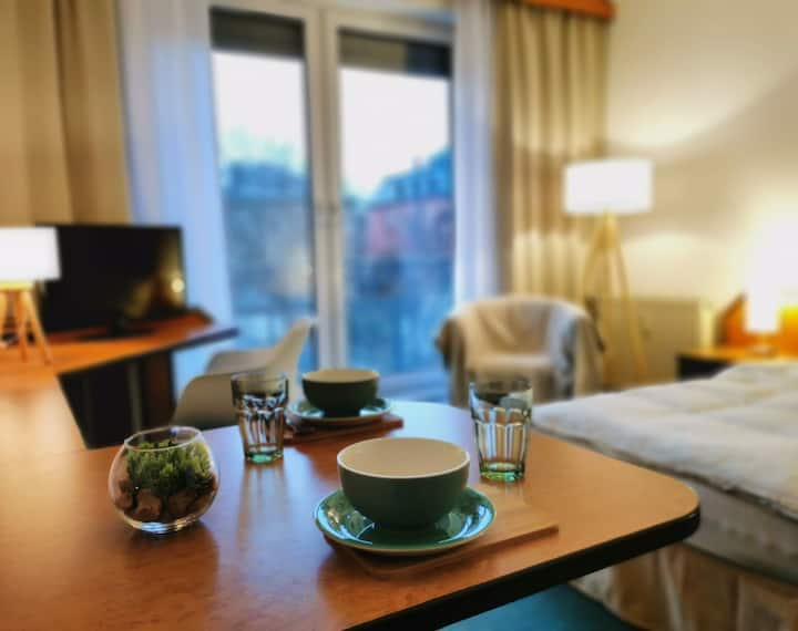 ➲ Business. Home. Dresden. WiFi✶Keyless✶View
