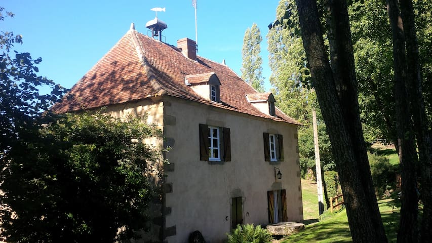 Moulin de PLENY - Saint-Germain-en-Brionnais - House