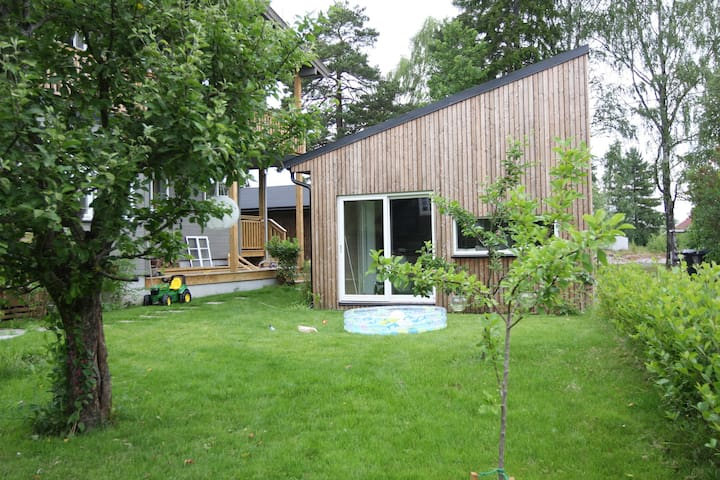 Annex in the Oslofjord - Nesodden - Hus