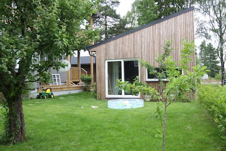 Annex in the Oslofjord - Nesodden - Casa