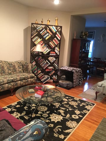Spare room in cozy west Philly home - Philadelphia - Rumah