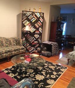 Spare room in cozy west Philly home - Philadelphia - House