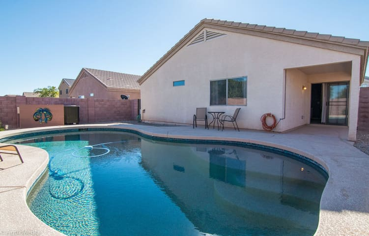 Heated Pool Home in Desirable Florence!
