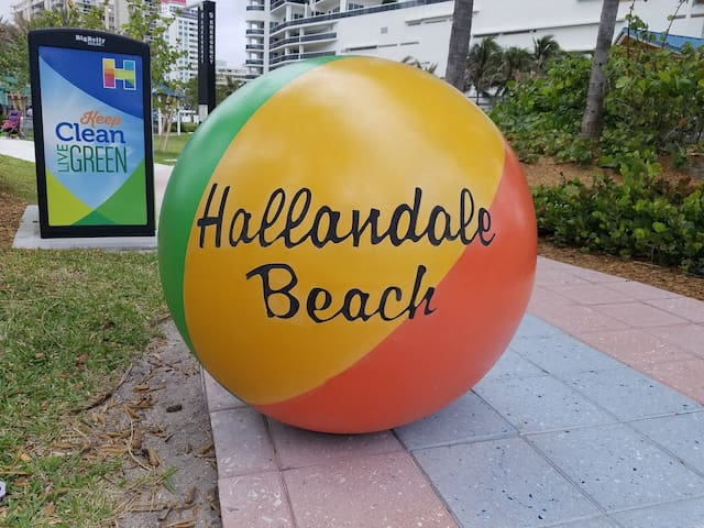 SUITE PRIVADA EN HALLANDALE BEACH