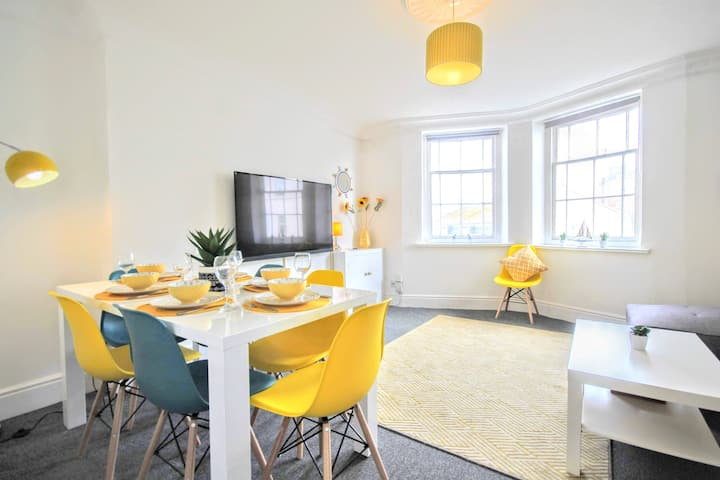 The Skye Seaview Apartment in Central Worthing
